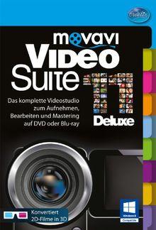 Movavi Video Suite 11 Deluxe