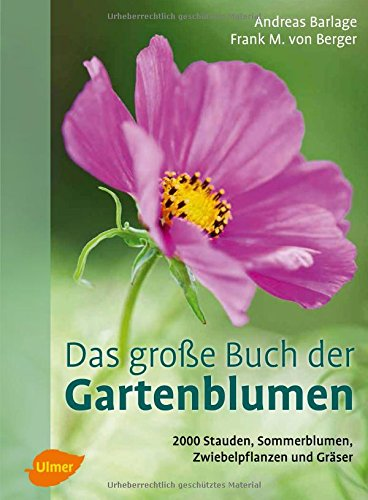 das gro e buch der gartenblumen 2000 stauden sommerblumen zwiebelpflanzen und gr ser von. Black Bedroom Furniture Sets. Home Design Ideas