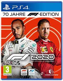 F1 2020 70 Jahre F1 Edition (Playstation 4) [PEGI-AT]