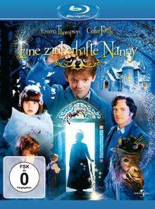 Eine zauberhafte Nanny [Blu-ray]