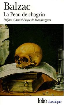 La peau de chagrin (Folio (Gallimard))