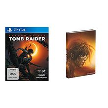 Shadow of the Tomb Raider - [PlayStation 4] inkl. Lösungsbuch