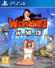 Worms Weapon Mass Destruction Jeu PS4
