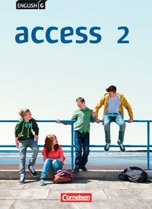 English G Access - Allgemeine Ausgabe: Band 2: 6. Schuljahr - Schülerbuch: Kartoniert