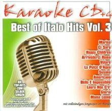 Best of Italo Hits Vol.3 - Karaoke