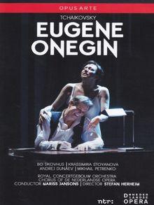 Tschaikowsky: Eugen Onegin [DVD]