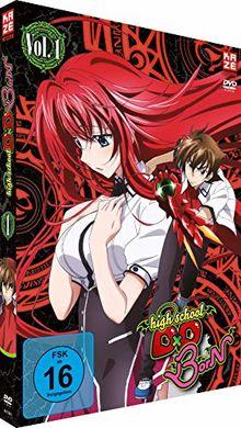 Highschool DXD BorN - DVD 1
