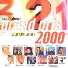 Countdown Grand Prix Eurovision 2000 - Die deutsche Vorentscheidung