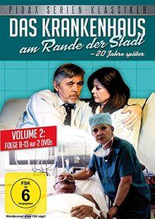 Das Krankenhaus am Rande der Stadt - 20 Jahre später, Vol. 2 / Weitere sechs neue Geschichten aus dem altbekannten Kult-Krankenhaus (Pidax Serien-Klassiker) [2 DVDs]