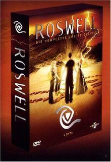 Roswell - Die komplette zweite Staffel (6 DVD)