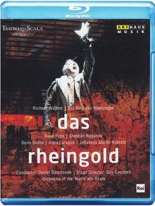 WAGNER: Das Rheingold (Teatro alla Scala, 2010) [Blu-ray]