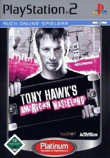 Tony Hawk's American Wasteland [Platinum]