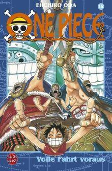 One Piece, Band 15: Volle Fahrt voraus
