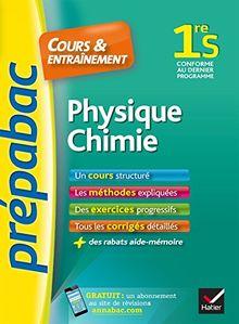 Prepabac Cours Et Entrainement: 1re - Physique Chimie - S