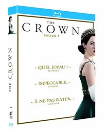 Coffret the crown, saison 2 [Blu-ray]