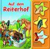 3-Button, wattiert - Auf dem Reiterhof