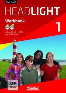 Band 1: 5. Schuljahr - Workbook mit CD und e-Workbook