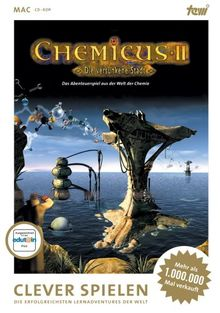 Clever spielen - Chemicus II Die versunkene Stadt - [Mac]