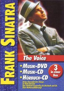 Frank Sinatra - The Voice (+CD/+Hörbuch)
