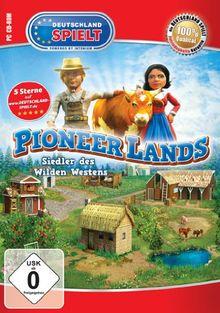 Pioneer Lands - Siedler des Wilden Westens