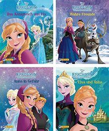 Nelson Mini-Bücher: 4er Disney Die Eiskönigin 1-4: Völlig unverfroren