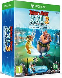 JEU Konsole Just For Games Asterix Obelix XXL 3 Xbox One 484426