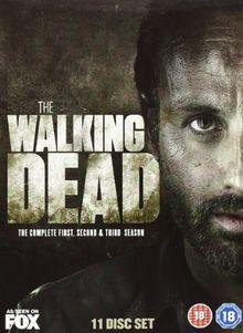 The Walking Dead - Season 1-3 [11 DVDs] (UK-Import)