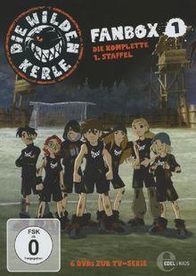 Die wilden Kerle - Sammelbox [6 DVDs]