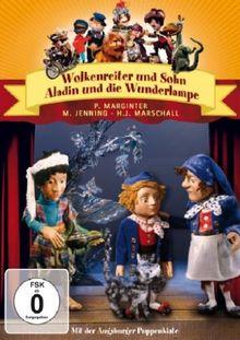 Augsburger Puppenkiste - Aladin und die Wunderlampe & Wolkenreiter und Sohn
