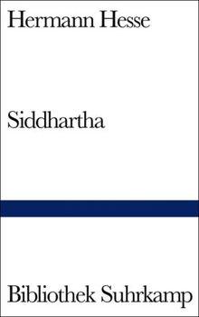 Siddhartha. Eine indische Dichtung.