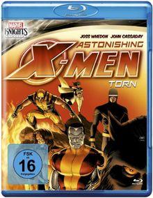 Astonishing X-Men: Torn (Marvel Knights) [Blu-ray]