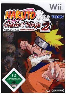 Naruto - Clash of Ninja Revolution 2 (European Version)