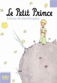 Le Petit Prince: Avec des aquarelles de l'auteur (Folio Junior)