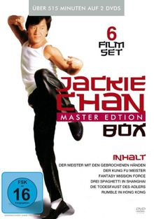 Jackie Chan Master Edition [2 DVDs]