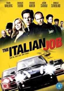 The Italian Job [UK Import]