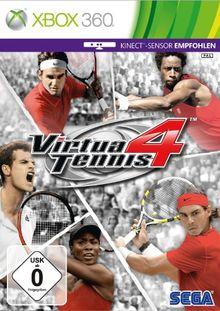 Virtua Tennis 4 (Kinect empfohlen)