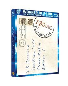 Zodiac [Blu-ray] [FR IMPORT]