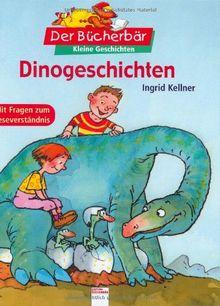 Dinogeschichten: Mit Fragen zum Leseverständnis