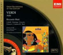 Verdi: Aida (Gesamtaufnahme)