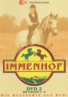 Immenhof DVD 2 - Folgen 3-6