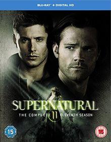 Supernatural - Season 11 [Blu-ray] UK-Import, Sprache-Englisch