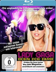 Lady Gaga - Born for Fame [Blu-ray]