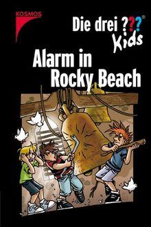 Die drei ??? Kids 03. Alarm in Rocky Beach. Die drei ??? Kids - Dreifachband