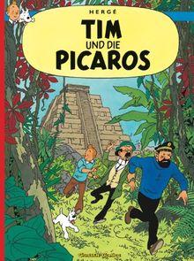 Tim und Struppi, Carlsen Comics, Neuausgabe, Bd.22, Tim und die Picaros