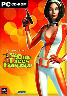 No One Lives Forever: The Operative