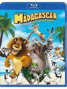 Madagascar [Blu-ray] [FR Import]