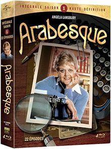 Coffret arabesque, saison 1, 22 épisodes [Blu-ray] [FR Import]
