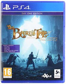 The Bard'S Tale Iv: Director's Cut Day One Edition PS4 [
