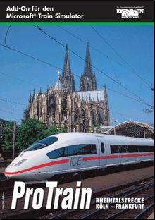 Pro Train: Rheintalstrecke Köln-Frankfurt