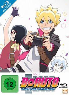 Boruto - Naruto Next Generations: Volume 1 (Episode 01-15) [Blu-ray]